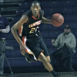 Thumbnail image for 23 Questions with Campbell University's Eric Griffin!