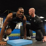 Thumbnail image for Me + B Meyer Training (The Man Behind Dwight Howard!)