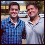Thumbnail image for My Lunch with Mark Cuban!