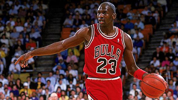 Michael Jordan Dominate