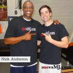 Me with Nick Anderson