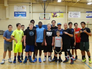 Real Life Basketball Camp
