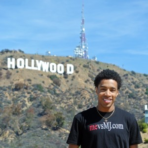 Dante Swain in Hollywood, CA