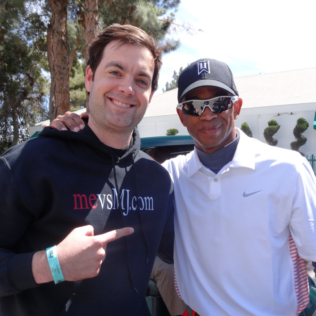 Me with Stuart Scott