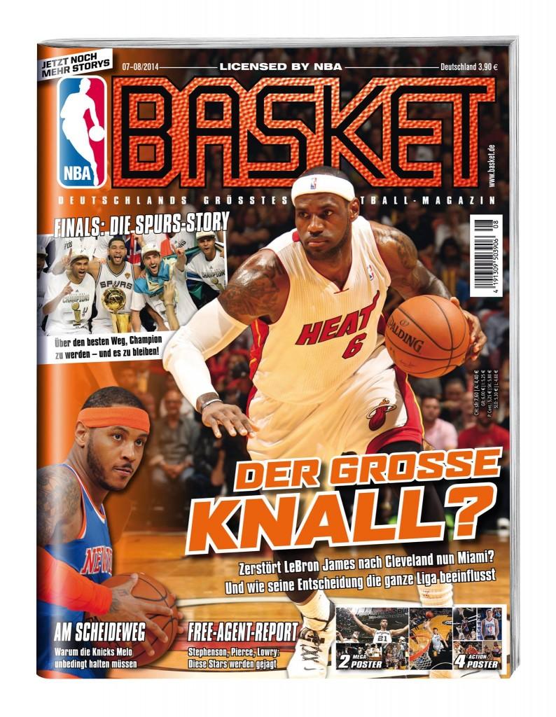 NBA magazine