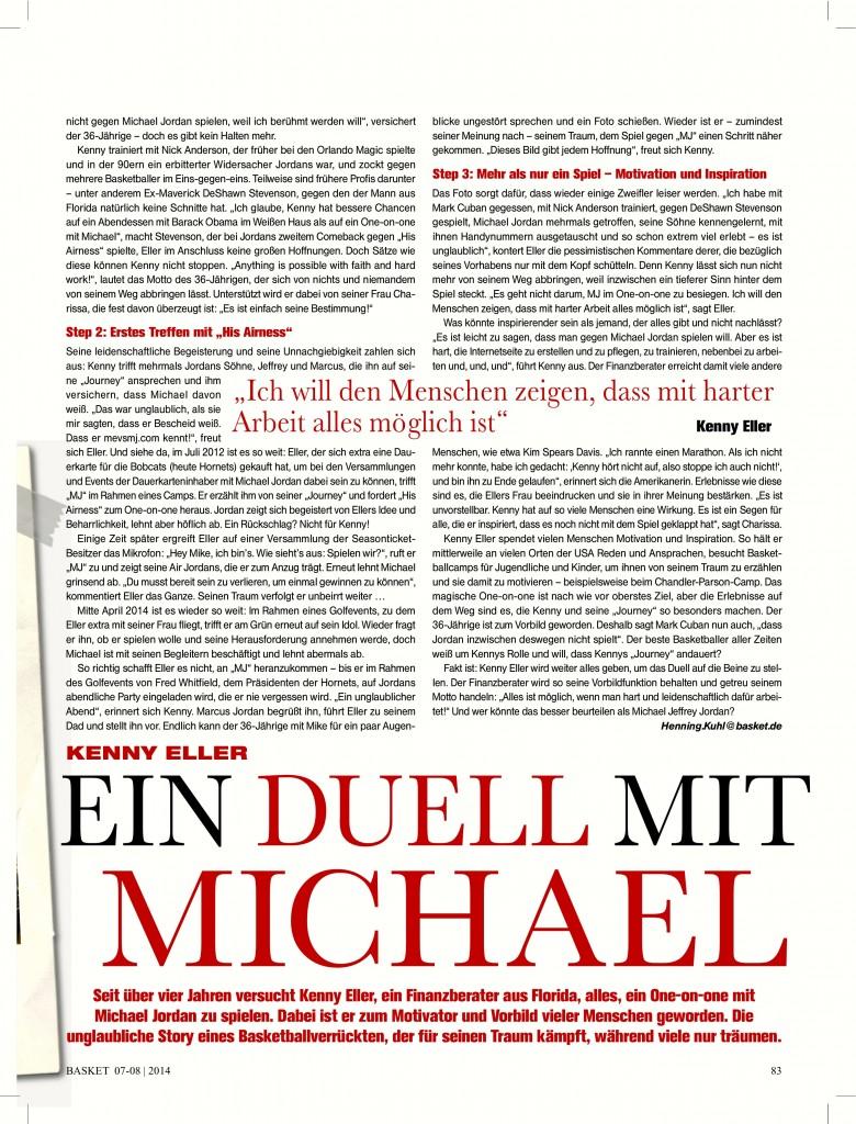 NBA Magazine Page 2