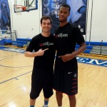 Thumbnail image for Me vs. Rodney Hood (Utah Jazz)