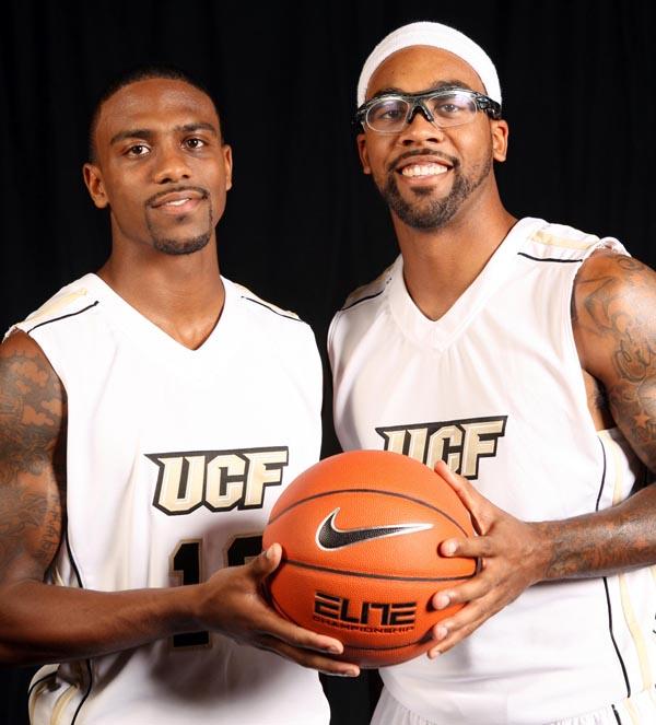 Jeff and Marcus Jordan