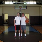 Thumbnail image for Hooping with Hopla! (My time with Dave Hopla, World's Greatest Basketball Shooter)
