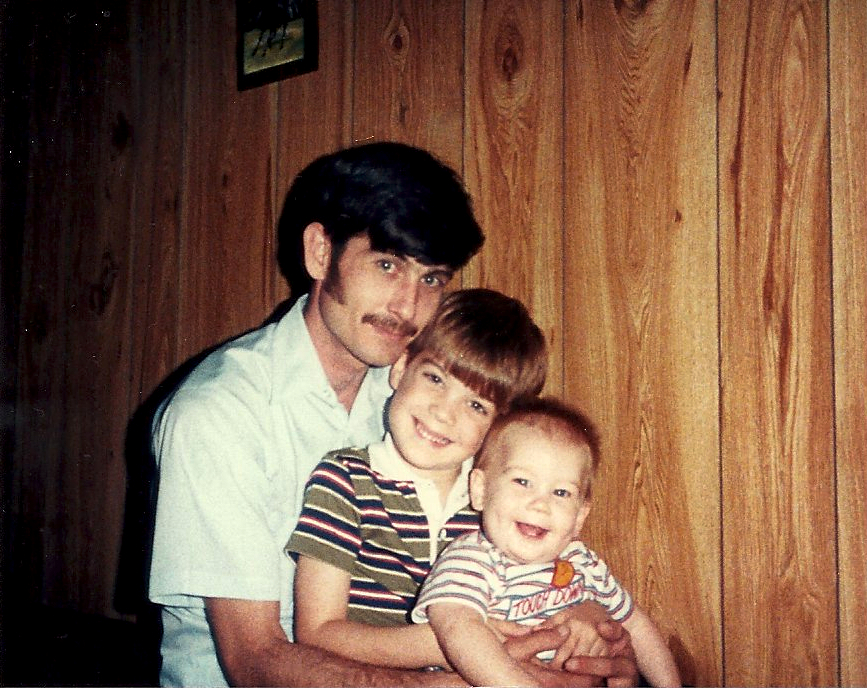 Dad, Me, My Brother