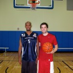 Thumbnail image for Me vs. Andy Gebru (Professional Basketball Player in Brazil) [Video]