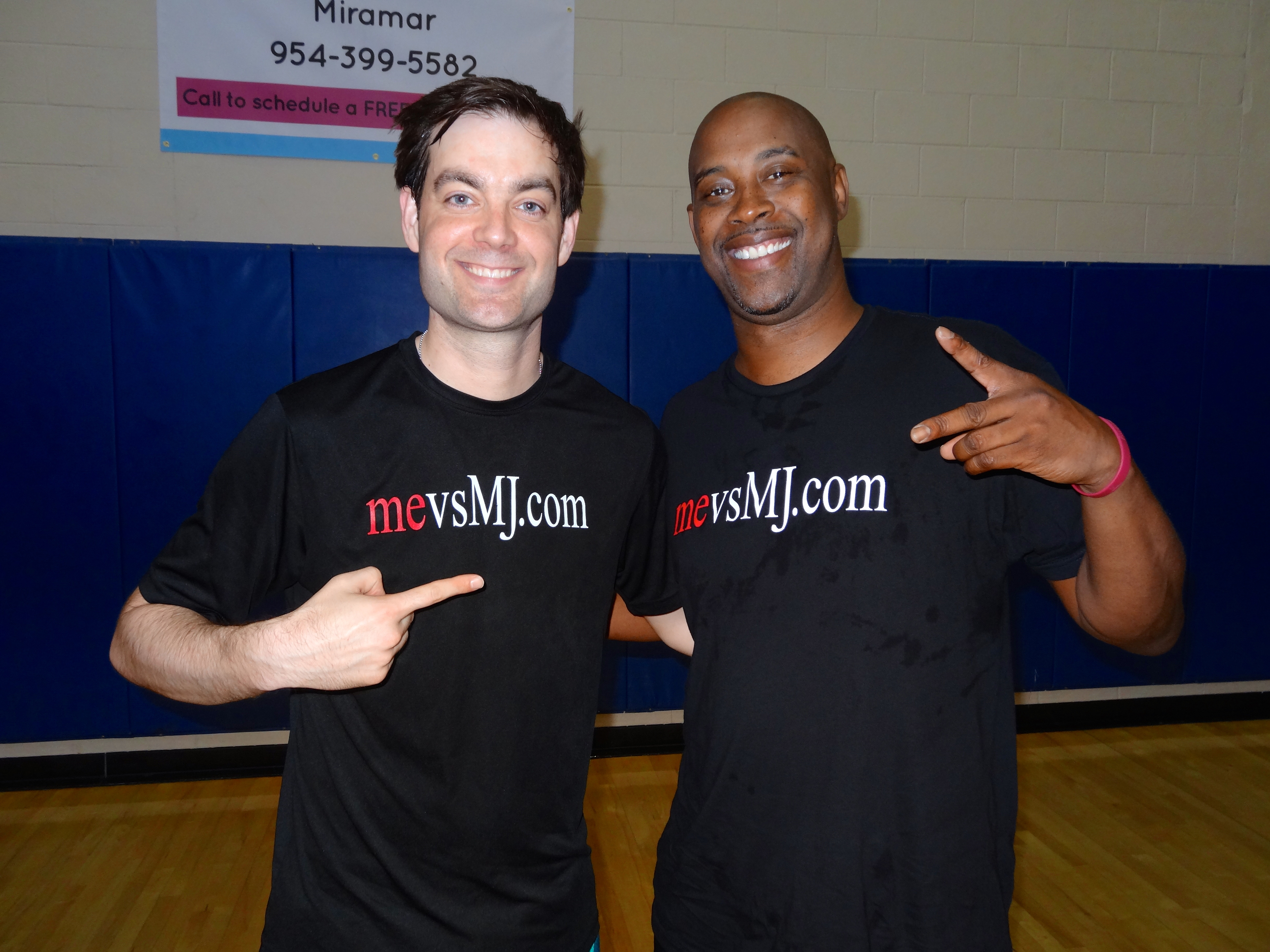 Me vs Kenny Anderson NBA All Star